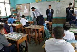 Semangat kembali ke sekolah tertangguh, dua sekolah di Lipis tidak dibuka akibat banjir