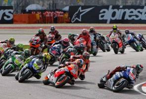 Perlumbaan Grand Prix  Malaysia batal