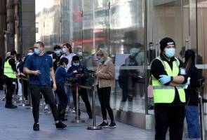 Australia's second largest city orders 36 suburbs locked down to stop virus spike