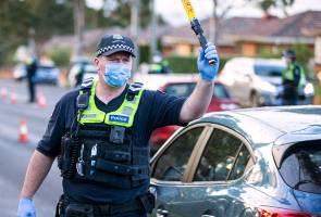 Melbourne kenakan perintah berkurung enam minggu selepas rekod 191 kes baharu COVID-19