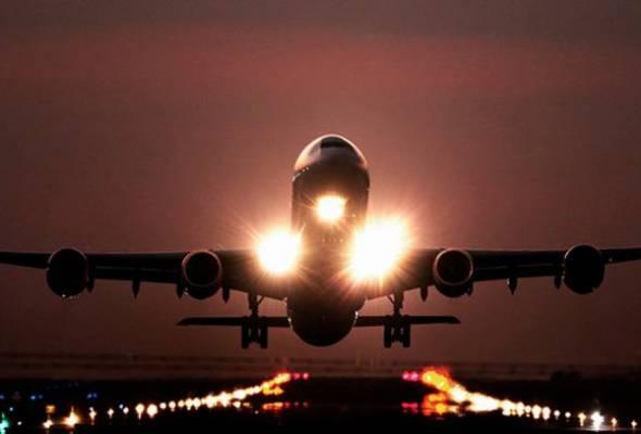 Permohonan hak trafik udara merosot 74.3 peratus separuh pertama 2020