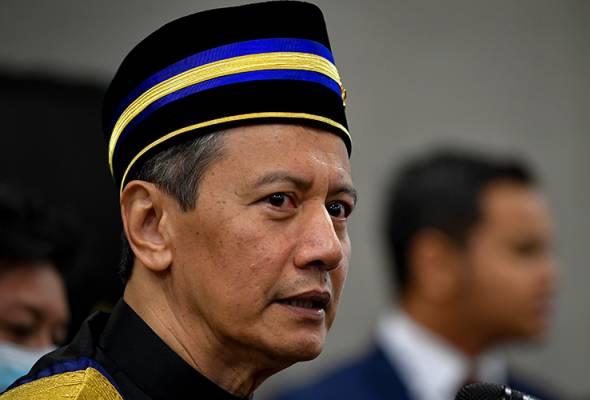 Speaker Dewan Rakyat, Datuk Azhar Azizan Harun menjelaskan tempoh 10 minit itu dipanjangkan beri masa Ahli Parlimen dapat mengikuti proses belah bahagian dijalankan. Gambar: Fail | Astro Awani