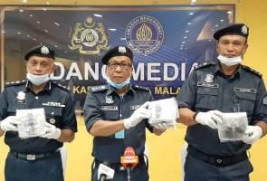JKDM Sabah rampas dadah RM1.15 juta