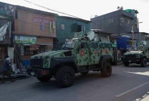 Filipina aktifkan pasukan polis elit, tahan individu ingkar perintah berkurung