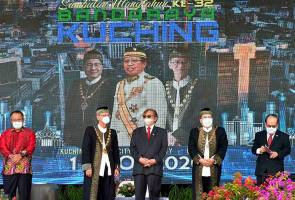 Five-year transformation master plan for Kuching - Chief Minister