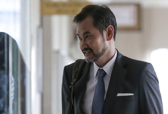 Shahrol berkata tiada semakan dibuat terhadap Aabar BVI Ltd  (Aabar BVI) yang diterima oleh Lembaga Pengarah 1MDB sebagai subsidiari IPIC.