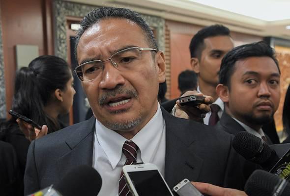 Kenapa Chin Tong tidak buat kenyataan setuju Kementerian Luar pertahan Sabah? - Hishammuddin