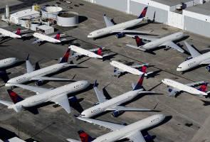 Delta Airlines rancang teruskan 50 penerbangan laluan antarabangsa