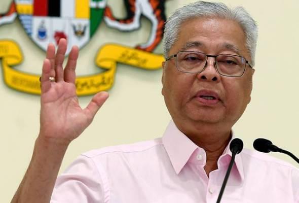 456 individu ditahan ingkar PKP, ini 5 tumpuan kenyataan media Ismail Sabri