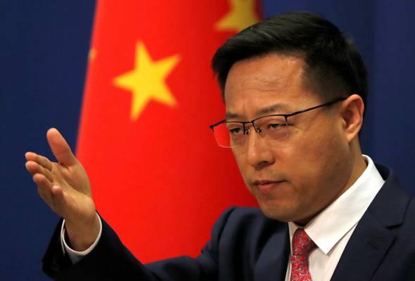 China kecam tindakan AS ke atas Iran