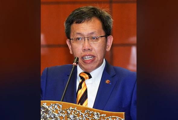 Lewat bayar elaun, bukan kerana tiada duit - Dr Sim Kui Hian