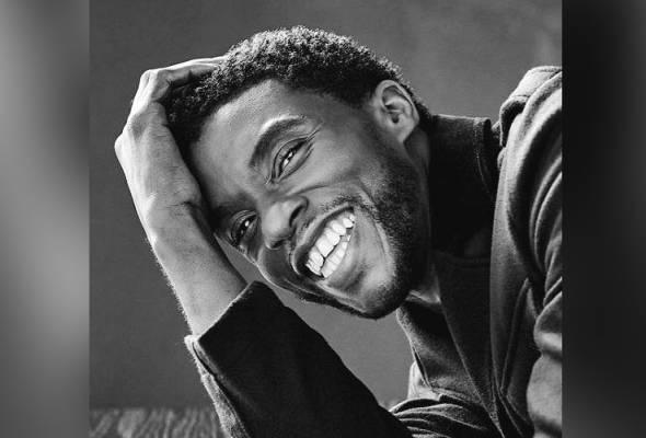 Ciapan terakhir 'Black Panther', Chadwick Boseman cipta rekod 'likes' terbanyak dalam sejarah Twitter
