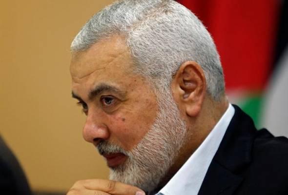 Abbas, Haniyeh kecam perjanjian UAE-Israel