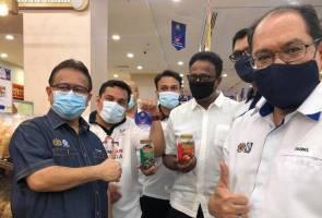 Harga siling pelitup muka akan diturunkan lagi di bawah RM1 - Alexander