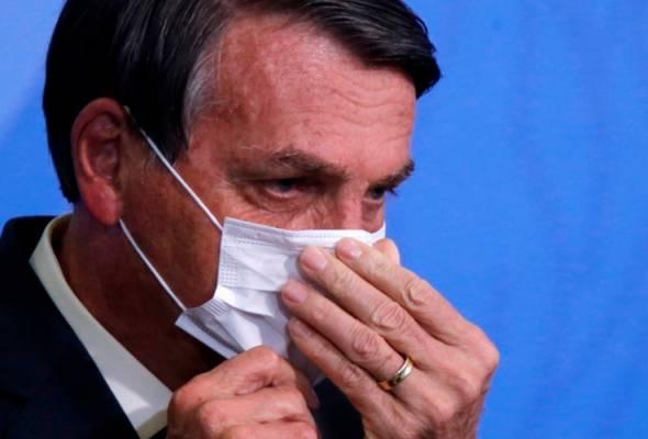 Aku tumbuk muka kau, OK!, Presiden Brazil marah ditanya isu dana masuk akaun isteri