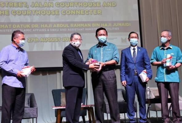 Projek perintis CCTV di Kuching, inisiatif jadikan Kuching bandar raya pintar dan selamat