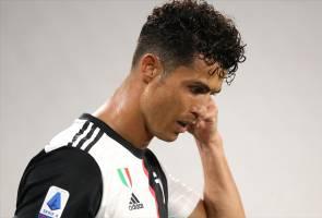 Ronaldo mungkin direhatkan pada hari keraian Juventus
