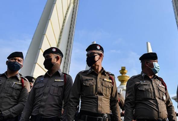 COVID-19: Thailand catat kes jangkitan tempatan pertama selepas sebulan