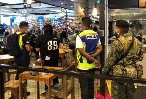 Restoran dikompaun, gagal patuhi SOP penjarakan fizikal