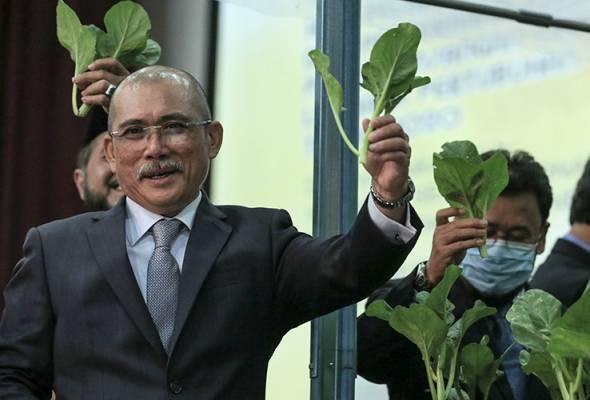 Jelas Ronald, peningkatan pengeluaran makanan dalam negara boleh mengurangkan imbangan dagangan negara. - Foto Astro AWANI/SHAHIR OMAR | Astro Awani