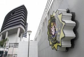 Tiga termasuk pengarah syarikat ditahan kes rasuah projek pembalakan di Pahang