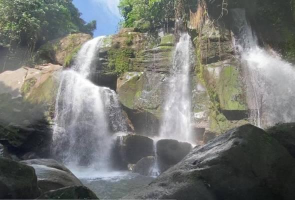 Air Terjun Bengoh... belum ramai yang tahu keistimewaannya