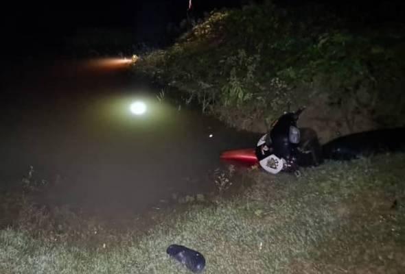 Penoreh getah warga Indonesia dikhuatiri lemas jatuh sungai