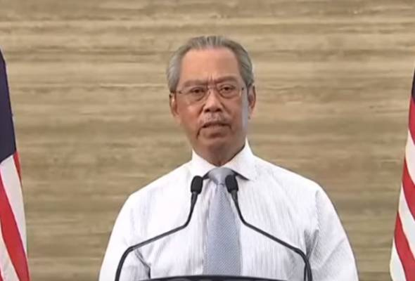 RMCO extended until Dec 31 - Muhyiddin