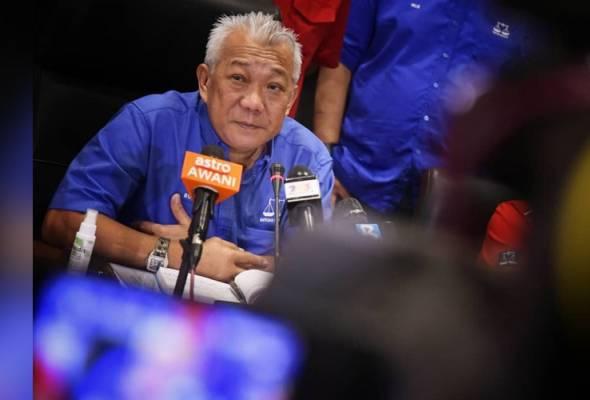 Sabah Memilih: Shafie Apdal sudah hilang hala tuju, politik murahan Warisan - Bung Moktar