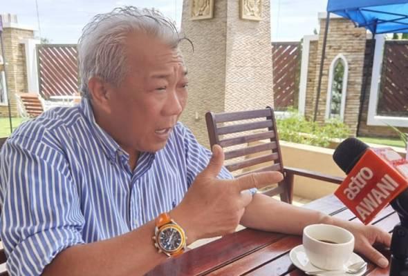 Bung Moktar sahkan diri bertanding PRN Sabah