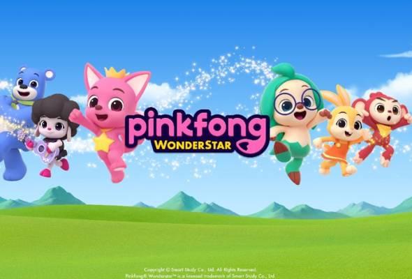 Pinkfong kembali dengan Pinkfong Wonderstar, ada hadiah menarik menanti penonton