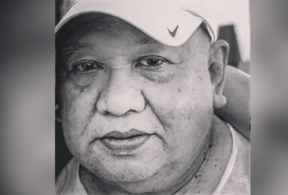 Afdlin Shauki kehilangan ayah, catatan di Instagram undang sebak