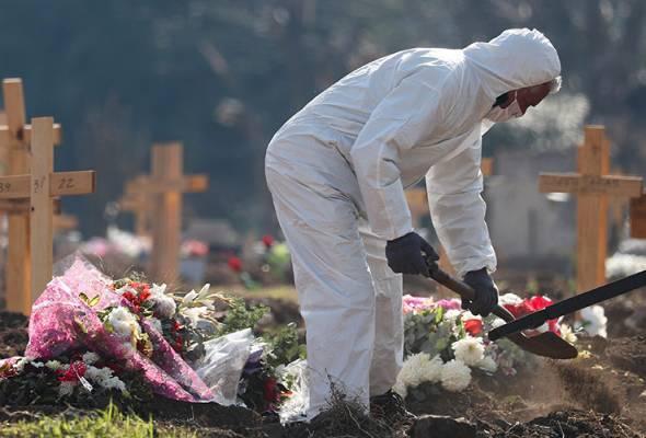 COVID-19: Angka korban global hampir 955,000