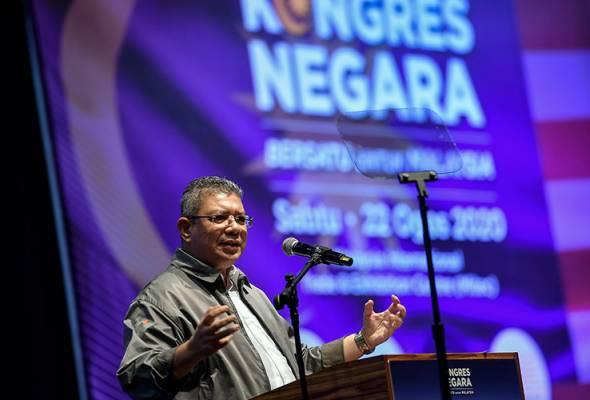 PN gabungan praktikal dan stabil - Saifuddin