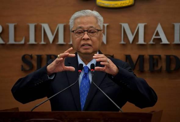 Lari dari pusat kuarantin antara kesalahan 72 individu ingkar PKP - Ismail Sabri