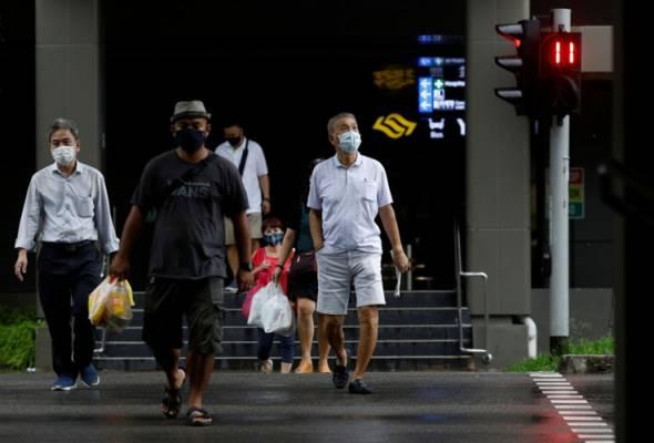 COVID-19: Singapura lapor 93 kes baharu termasuk enam kes import