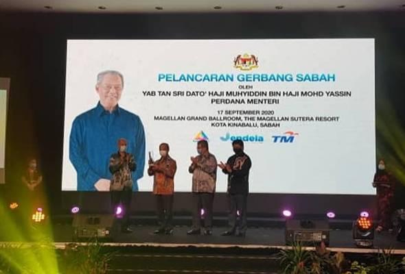 Sabah penerima terbesar projek Jendela - Perdana Menteri