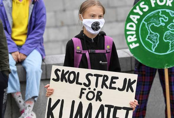 Aktivis muda alam sekitar rancang protes 25 September