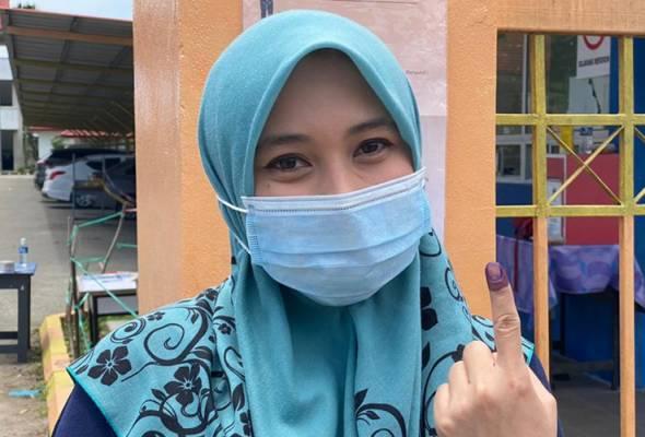 PRN Sabah: Pengundi teruja buang undi walaupun berdepan COVID-19