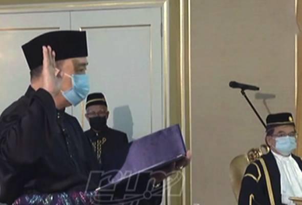 Kenali Hajiji Mohd Noor, Ketua Menteri Sabah baharu