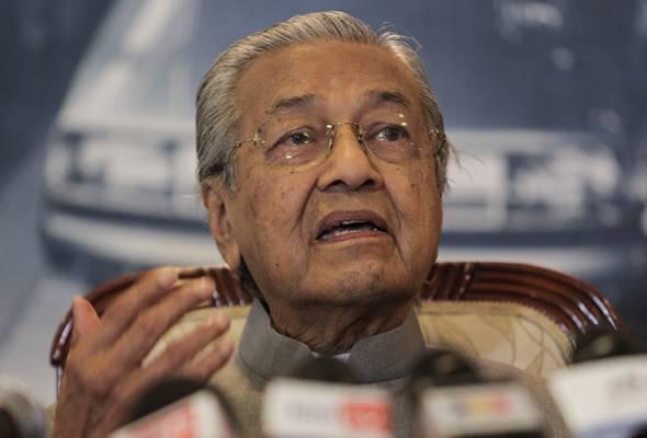 Tun Mahathir nafi dakwaan galakkan keganasan di Perancis