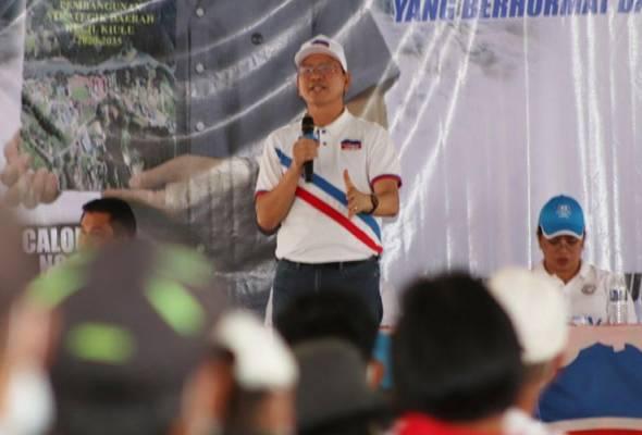 PRN Sabah: Sokongan ke atas Warisan Plus merebak di luar bandar - Madius Tangau