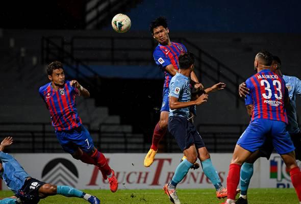 Liga Super: PJ City ikat JDT 2-2, PDRM tersingkir