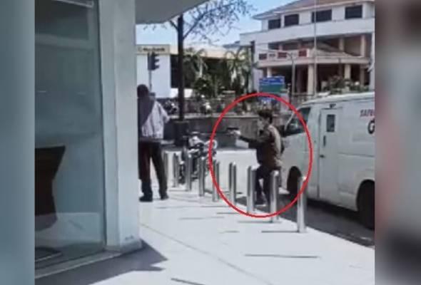 Polis kesan lelaki gagal samun pekerja syarikat keselamatan bawa RM200,000