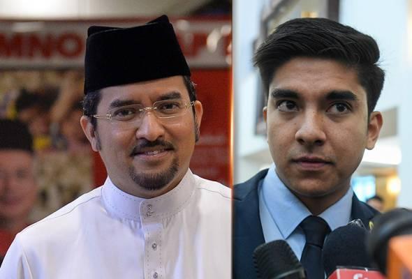 Asyraf Wajdi pelawa Syed Saddiq masuk UMNO