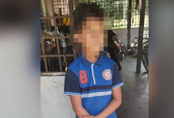 Kanak-kanak 9 tahun pandu kereta, bapa disaman