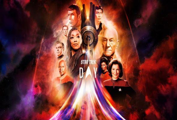 Live long and prosper as Star Trek Day kicks off today (8 September 2020) globally.