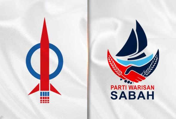 PRN Sabah: DAP guna logo Warisan
