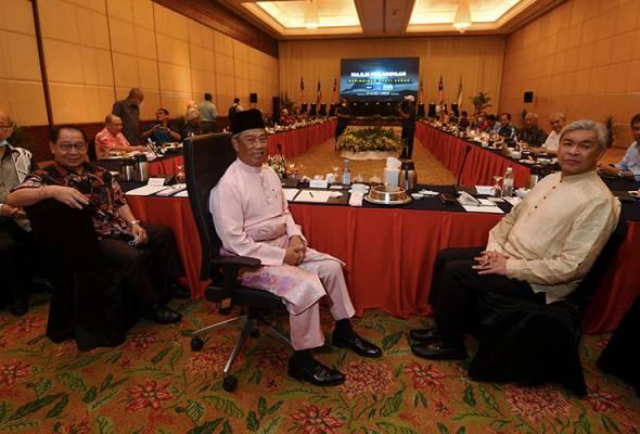 PRN Sabah: Muhyiddin adakan perjumpaan dengan pemimpin PN, BN