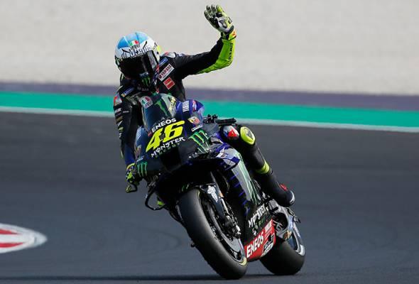 Valentino Rossi sah sertai Petronas Yamaha SRT musim 2021